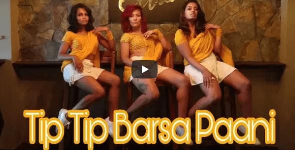 टिप टिप बरसा पानी, हॉट डांस, Viral videos