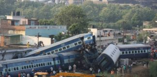 raibareli train accident
