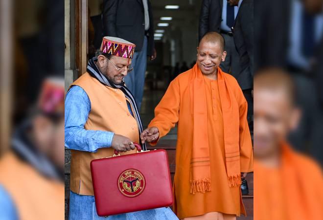UP BUDGET 2020 IN HINDI