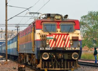 railway ticket cancel with call